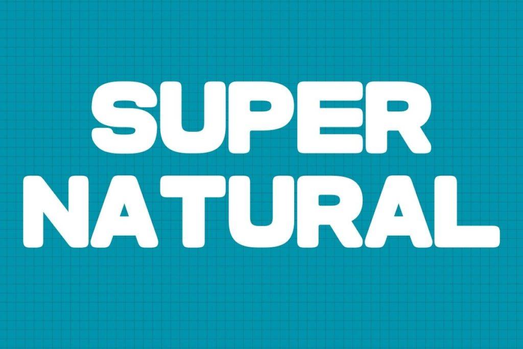 スーパーナチュラル