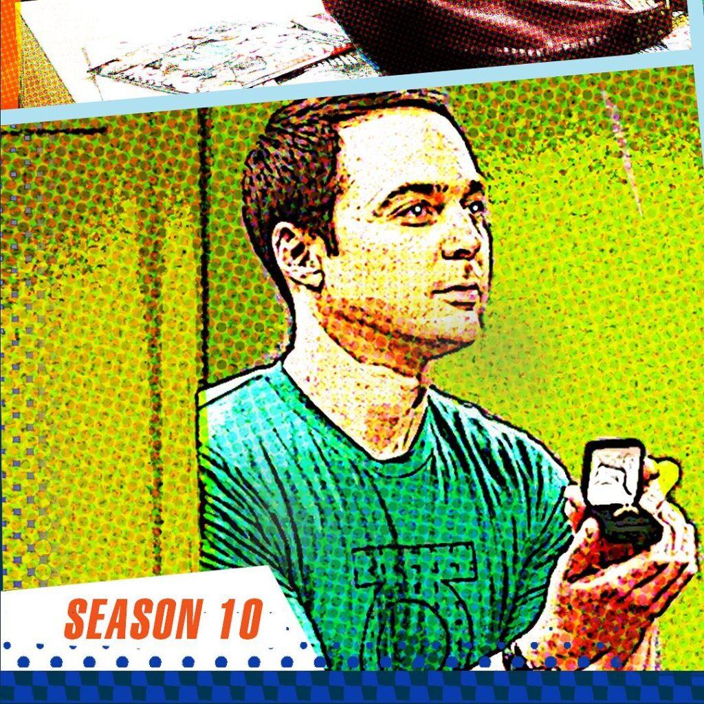 ビッグバンセオリー シーズン10