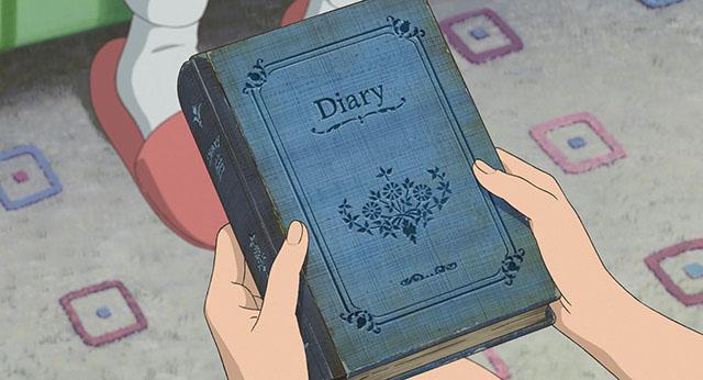 マーニーの日記
